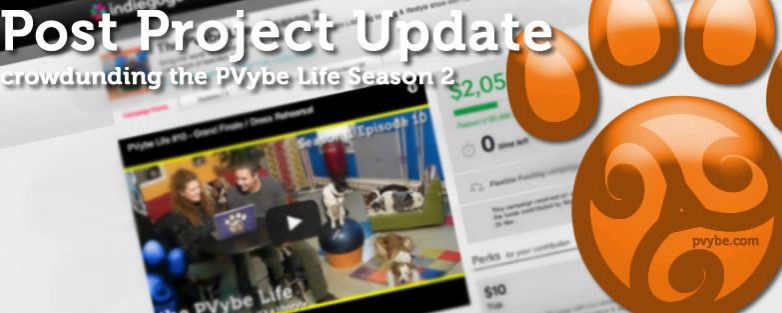 PVybe Life Season 2 – Post Project Wrap Up