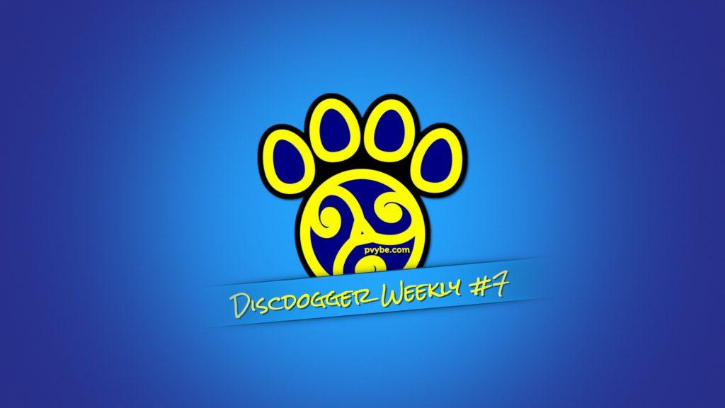 discdogger weekly #7