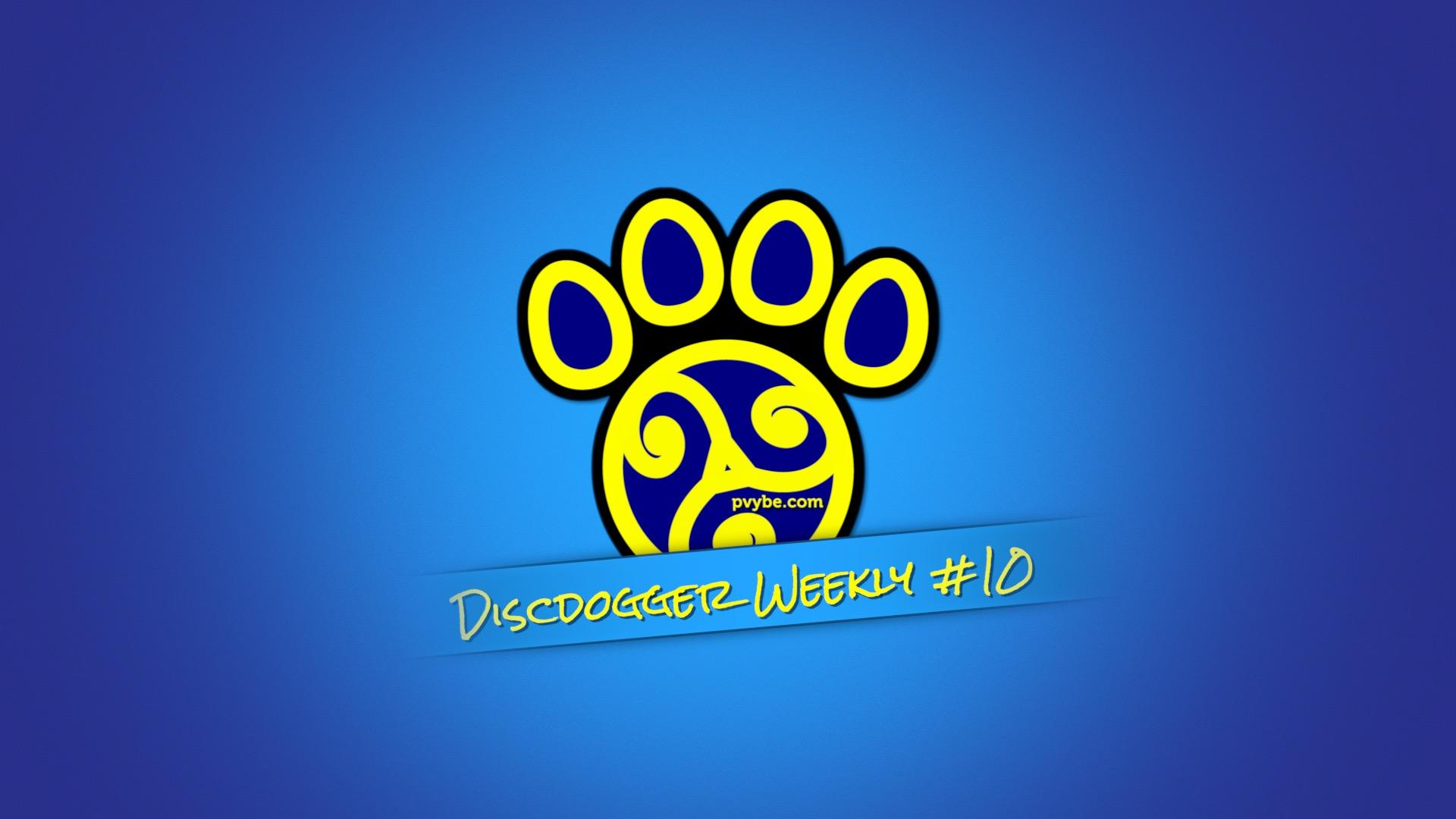 discdogger weekly #10